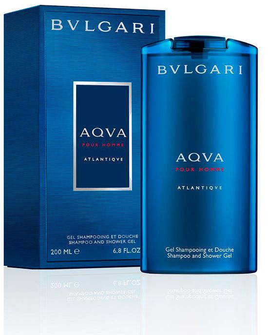 Bvlgari Aqva Atlantiqve Шампунь и гель для душа 200 мл91326BVLЧерпая вдохновение в океанической силе Атлантики, марка Bulgari создает новый заряжающий энергией аромат AQVA - AQVA POUR HOMME ATLANTIQVE. Его уникальная структура с контрастом свежести и чувственности наделяет аромат характерной подписью AQVA.