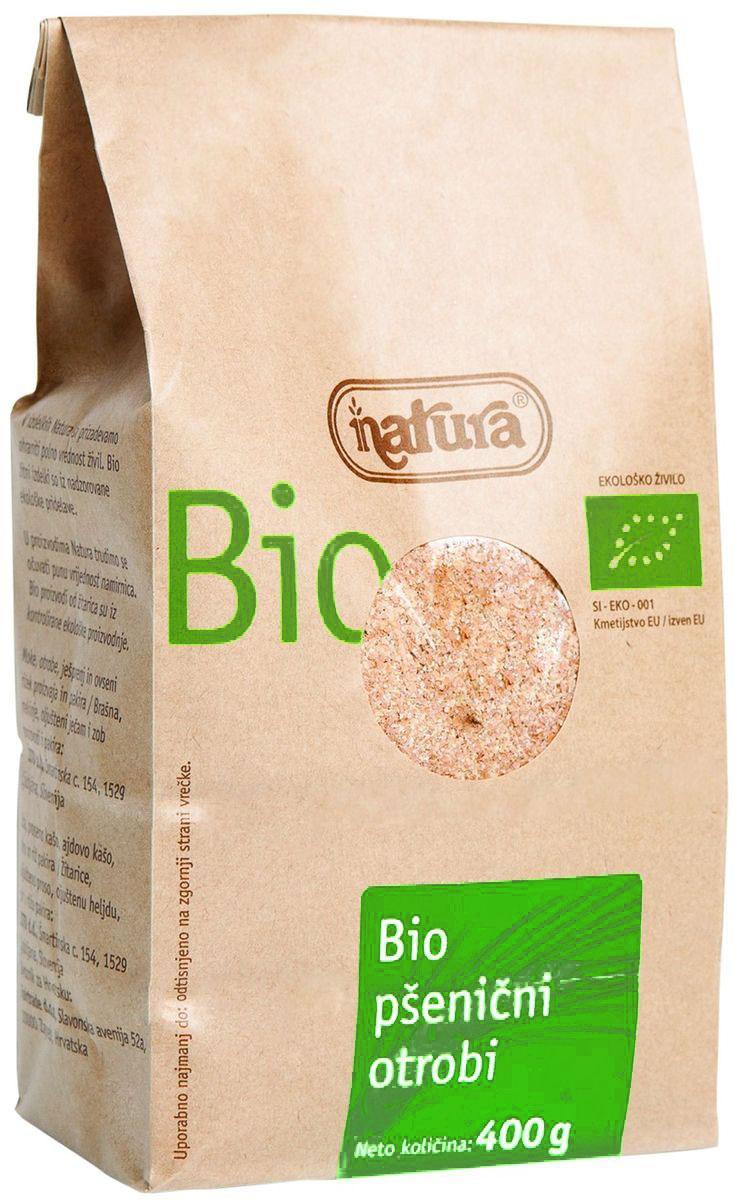 Zito Natura Bio Отруби пшеничные, 400 г ростагроэкспорт сыр люкс с грибами плавленый 200 г