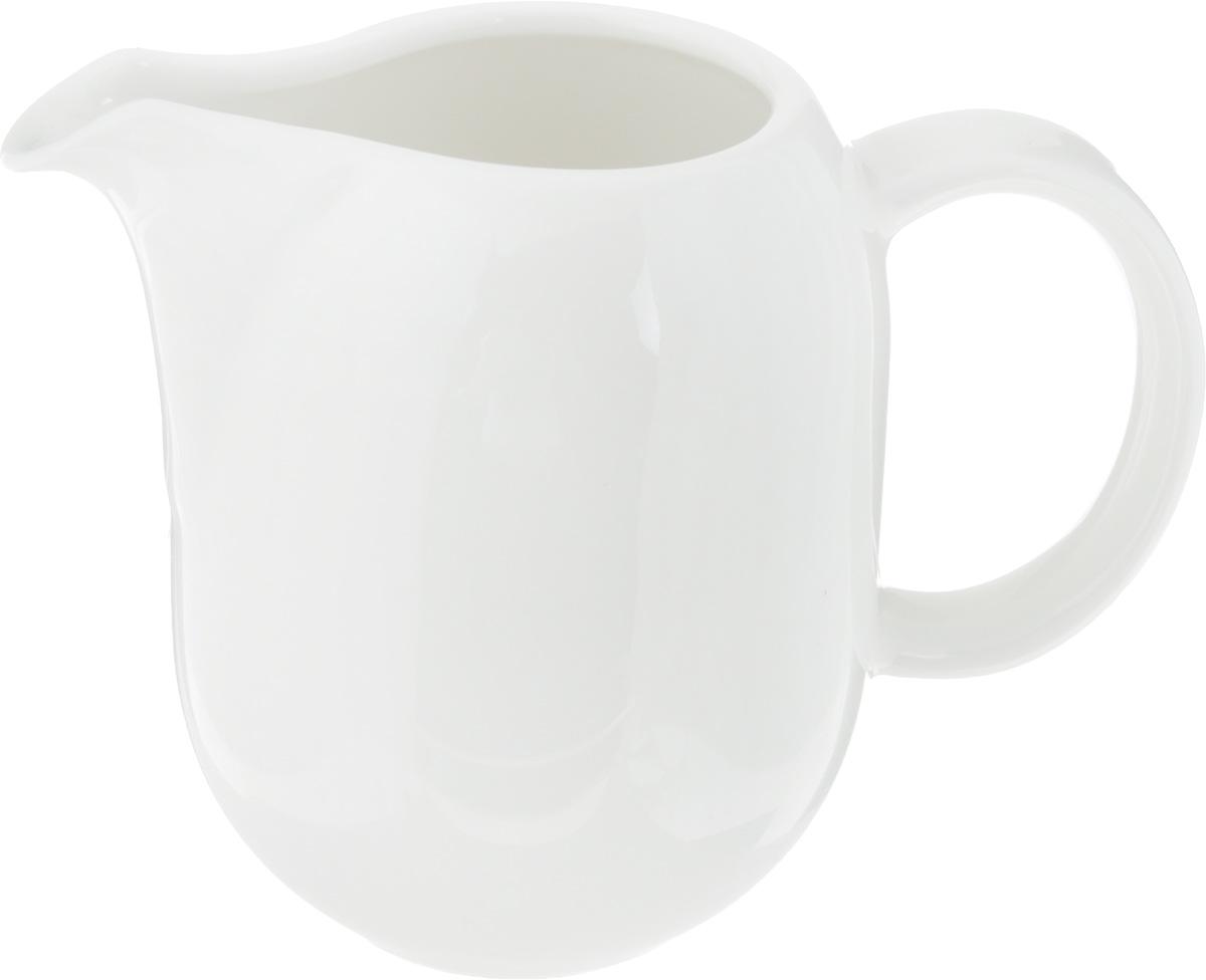 Молочник Ariane Коуп, 250 млAVCARN64025Молочник Ariane Коуп изготовлен из высококачественного фарфора, покрытого глазурью. Изделие предназначено для сервировки сливок или молока. Такой молочник отлично подойдет как для праздничного чаепития, так и для повседневного использования. Изделие функциональное, практичное и легкое в уходе. Диаметр (по верхнему краю): 4,5 см.Высота: 9,5 см.