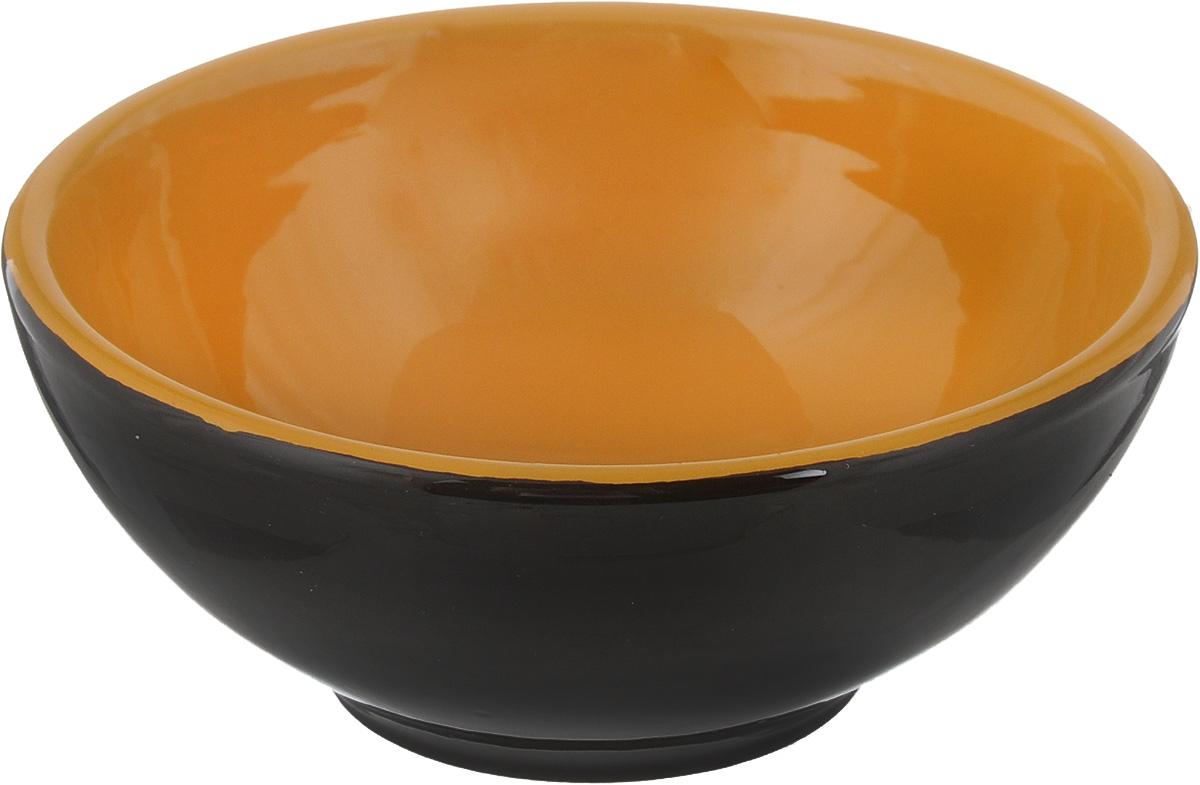 Розетка для варенья Борисовская керамика Радуга, цвет: темно-серый, желтый, 200 млРАД00000513_темно-серый, желтыйРозетка для варенья Борисовская керамика Радуга изготовлена из высококачественной керамики. Изделие отлично подойдет для подачи на стол меда, варенья, соуса, сметаны и многого другого.Такая розетка украсит ваш праздничный или обеденный стол, а яркое оформление понравится любой хозяйке. Можно использовать в духовке и микроволновой печи. Диаметр (по верхнему краю): 10 см.Высота: 4,5 см.Объем: 200 мл.