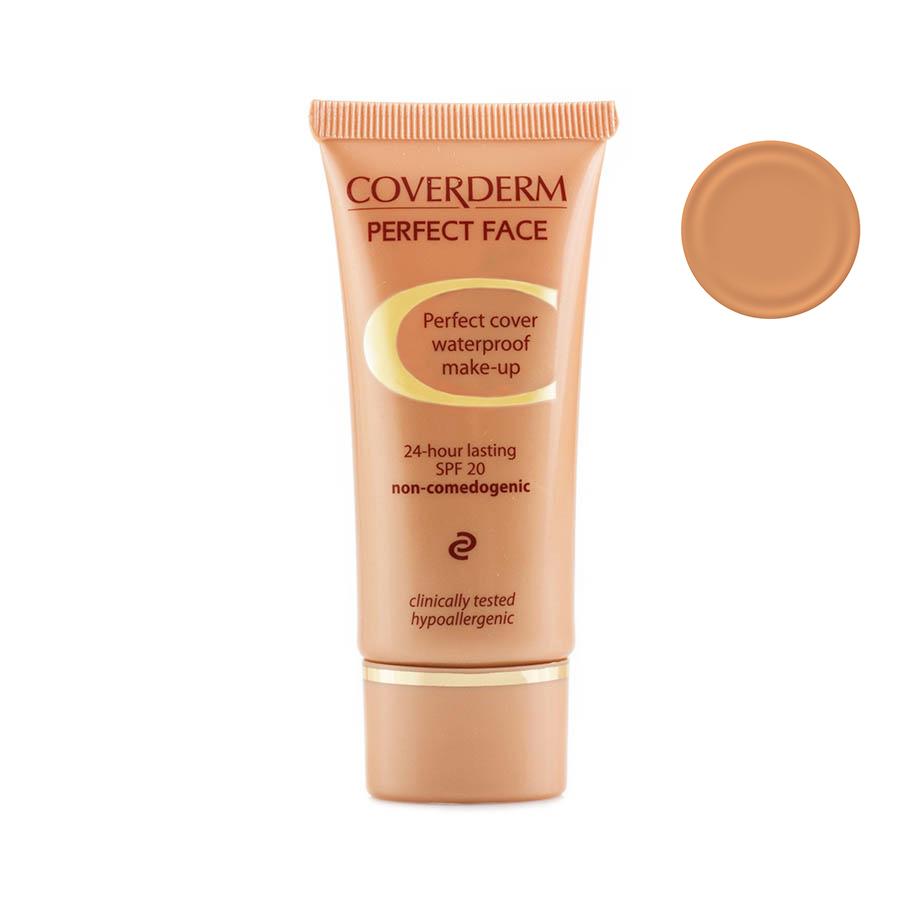 Coverderm Perfect Face Тональный крем Тон №5А, Camouflage SPF 20, 30мл - Декоративная косметика