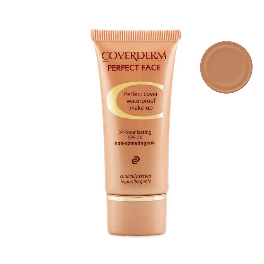 Coverderm Perfect Face Тональный крем Тон №6, Camouflage SPF 20, 30мл - Декоративная косметика