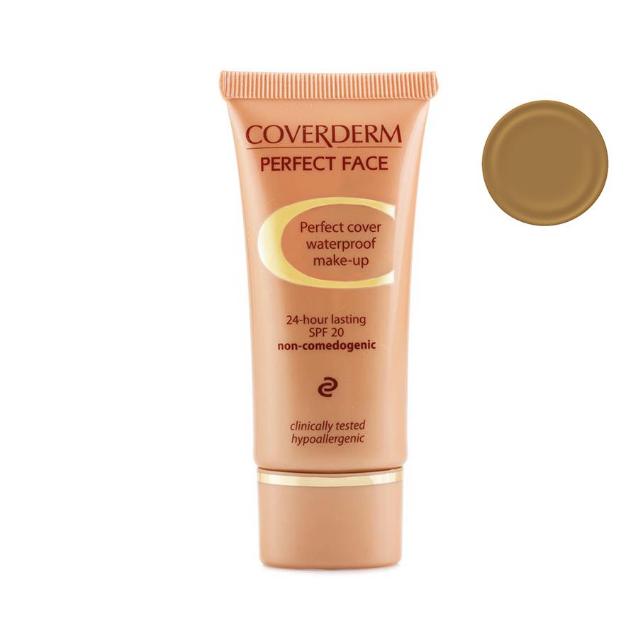 Coverderm Perfect Face Тональный крем Тон №36, Camouflage SPF 20, 30мл - Декоративная косметика