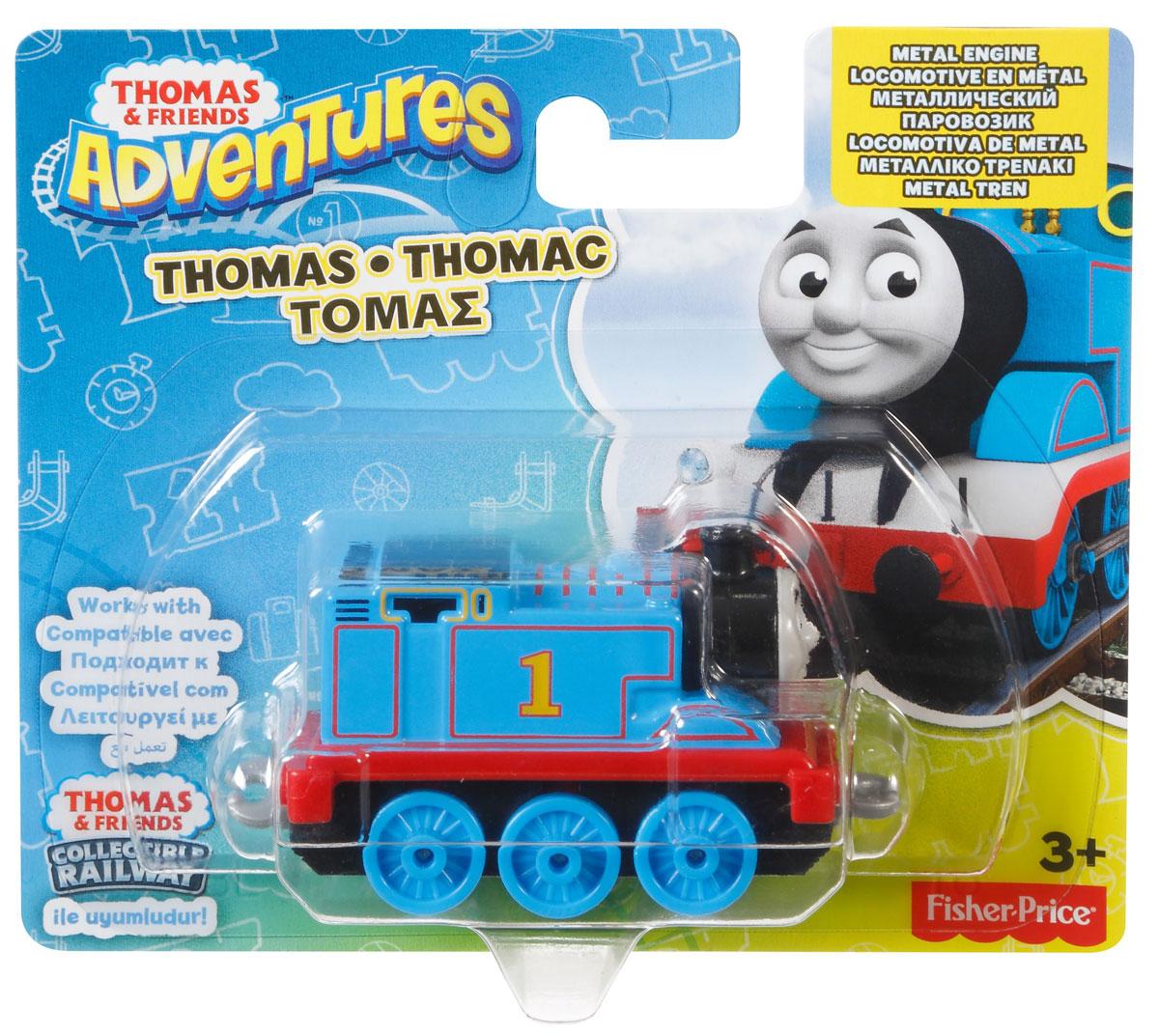 Thomas & Friends Паровозик Томас DXR79