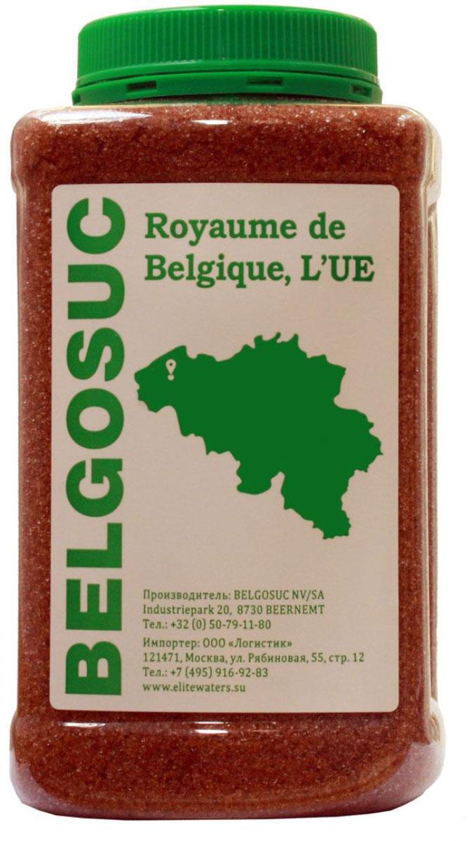 Belgosuc сахар-песок светло-коричневый свекловичный, 1 кг5413189113440Светло-коричневый сахар Belgosuc обладает особым насыщенным ароматом, идеально подчеркивающим вкусовую гамму кофе и чая. Красивые кристаллы также украсят десерты и коктейли.