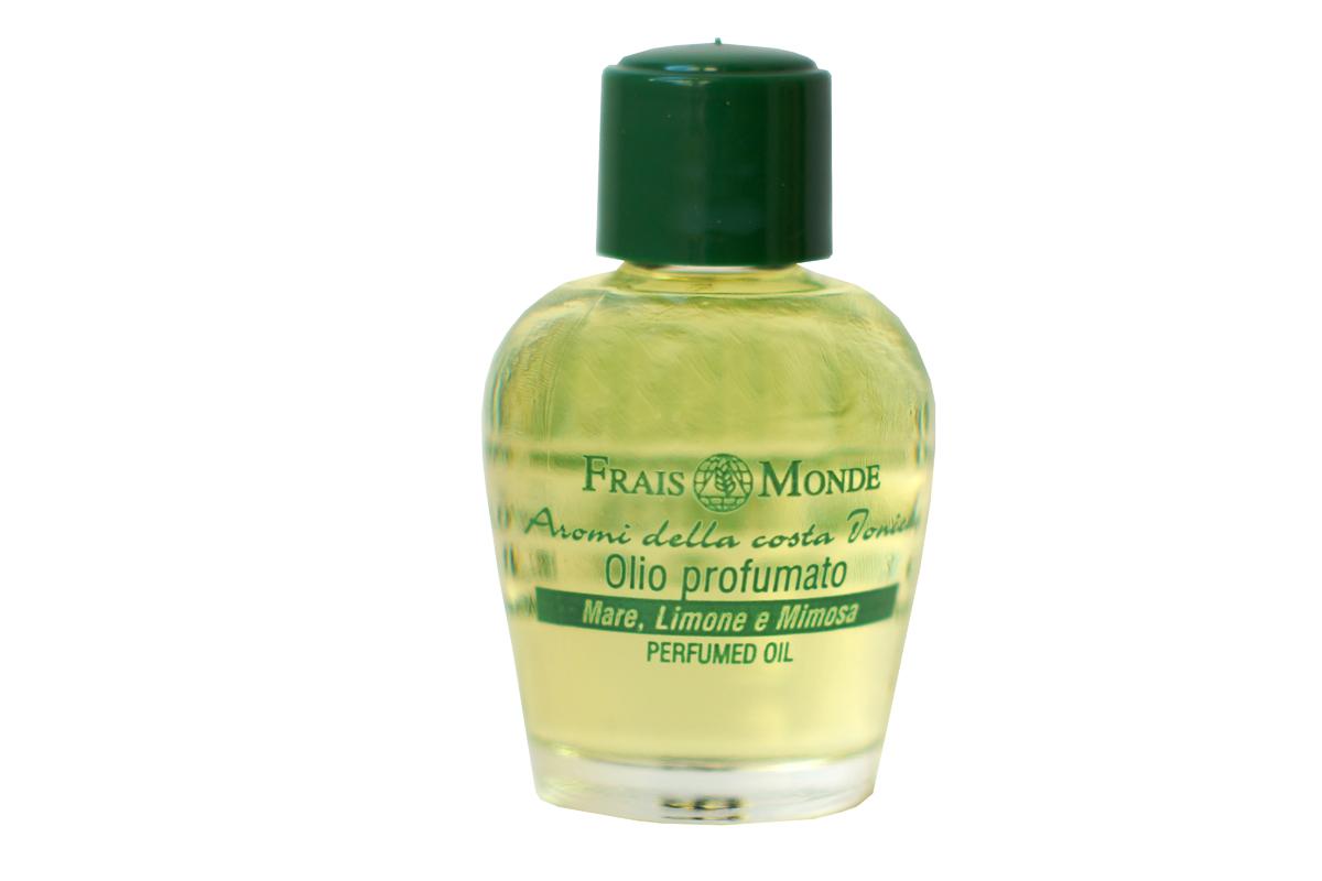 FraisMonde Парфюмерное масло Море, Лимонное дерево и Мимоза 12 мл.FMFOL01Это линия чудесных ароматов, созданных на основе чистых эфирных масел растений. В составе масел – только 100 % натуральные компоненты, минеральные соли, растительные консерванты и эмульгаторы. Не содержит спирта. Идеальная альтернатива спиртосодержащим духам и туалетным водам, дарит коже длительный, легкий и изысканный аромат. Не раздражает и не сушит кожу, расслабляет и успокаивает. Легкий цветочный аромат с нотками цитрусовых и свежего морского бриза.Краткий гид по парфюмерии: виды, ноты, ароматы, советы по выбору. Статья OZON Гид