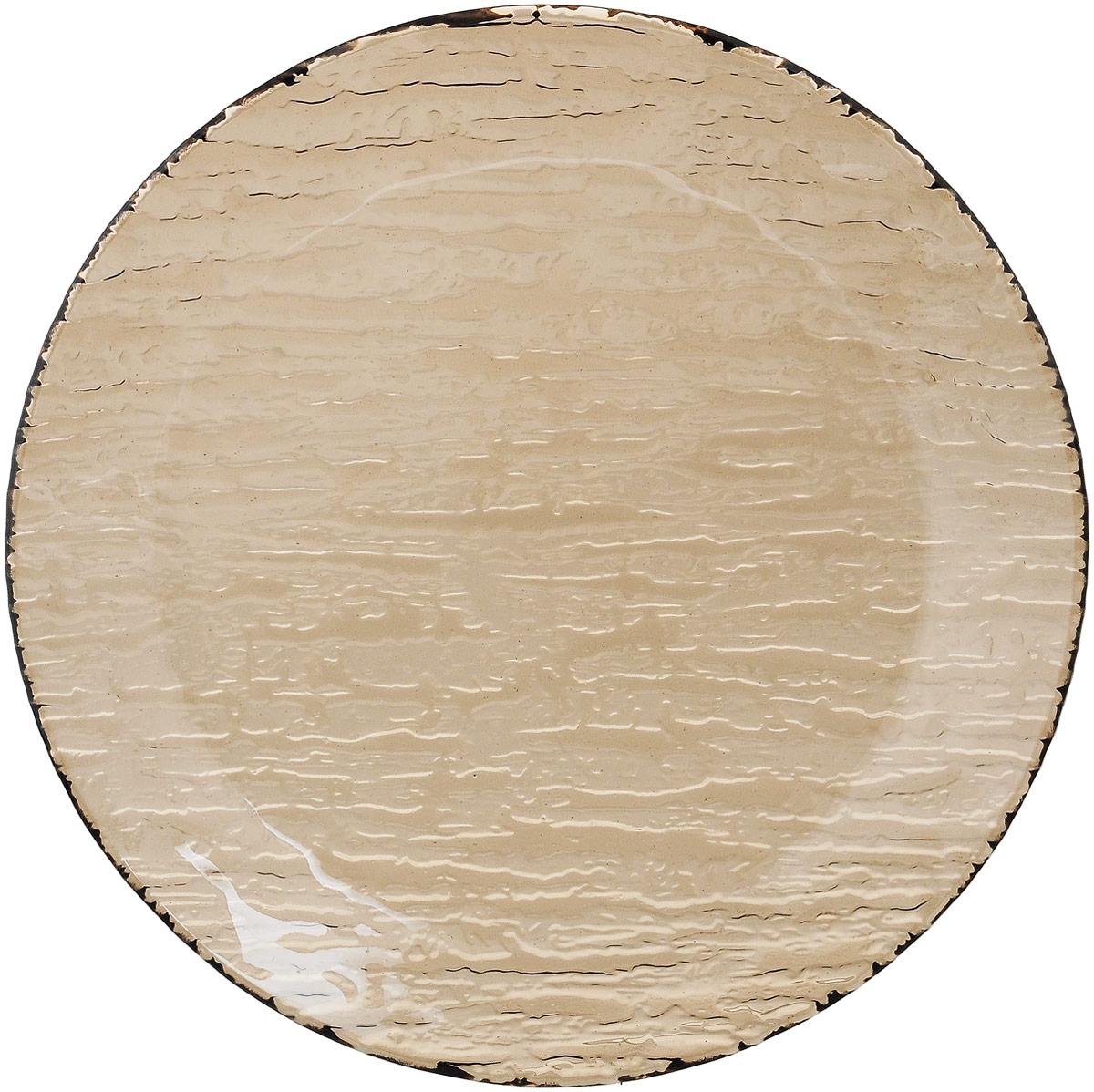 Тарелка десертная Vellarti Водопад, диаметр 20 смAD10-19VBДесертная тарелка Vellarti Водопад, изготовленная из высококачественного стекла, имеет изысканный внешний вид. Такая тарелка прекрасно подходит как для торжественных случаев, так и для повседневного использования. Идеальна для подачи десертов, пирожных, тортов и многого другого. Она прекрасно оформит стол и станет отличным дополнением к вашей коллекции кухонной посуды.Можно использовать в посудомоечной машине и СВЧ.Диаметр тарелки: 20 см.Высота тарелки: 1,7 см.