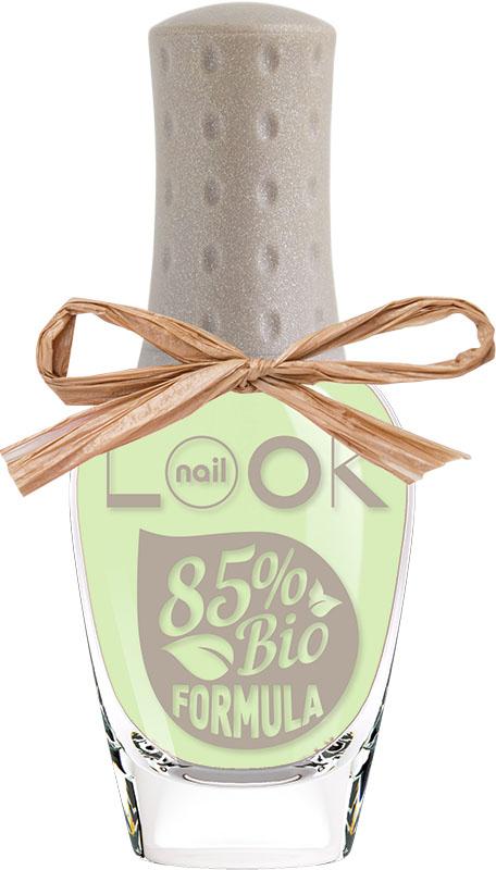 Nail LOOK Лак для ногтей Nail LOOK серии Trends BIO Polish Spring, Paradise Green, 8,5 мл31485Лаки из коллекции BIO-это идеальное сочетание полезных свойств, натуральных компонентов и трендовых оттенков. Линия био лаков эксклюзивна, так как совмещает в себе две инновации - возможность пропускать воздух и воду и замена стандартной нитроцеллюлозы в составе на природную, которая является выдержкой из овощей. Нежный оттенок распускающейся листвы и весеннего луга. Он одновременно и уникальный, и универсальный, подходит как для сольного исполнения, так и в качестве дополнения к другим, пастельным и более насыщенным оттенкам.Как ухаживать за ногтями: советы эксперта. Статья OZON Гид