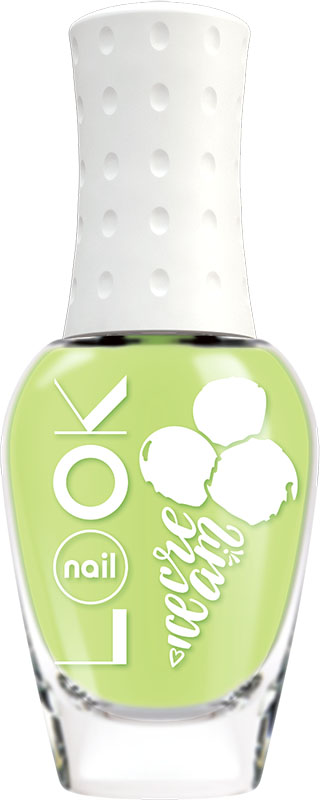 Nail LOOK Лак для ногтей Nail LOOK серии Yummy Ice Cream, Lime Crush, 8,5 мл