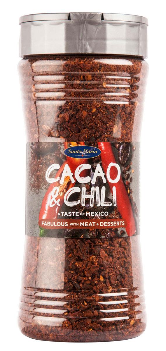 Santa Maria Приправа Какао и Чили, 290 г santa maria густые кокосовые сливки 1 л