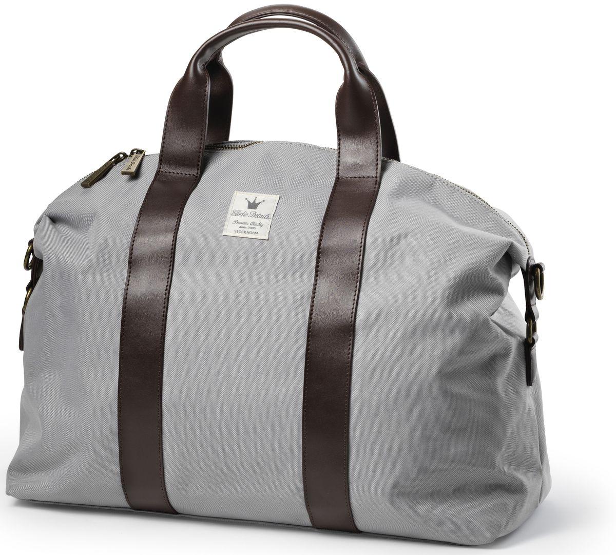 Elodie Details Сумка для мамы Gilded Grey цвет серый алиэкспресс сумка для мамы