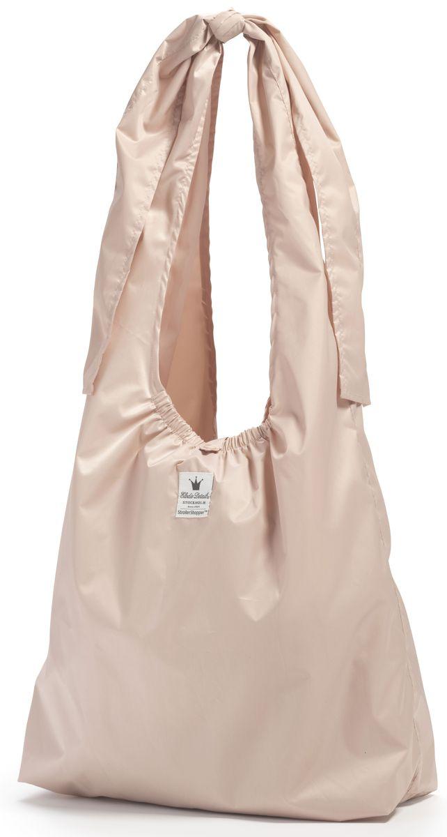 Elodie Details Сумка для мамы Powder Pink Stroller Shopper цвет розовый