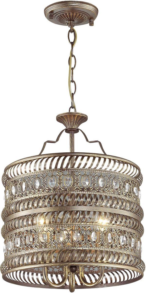 Люстра подвесная Favourite Arabia, 3 х E14, 40W. 1620-3P1620-3P