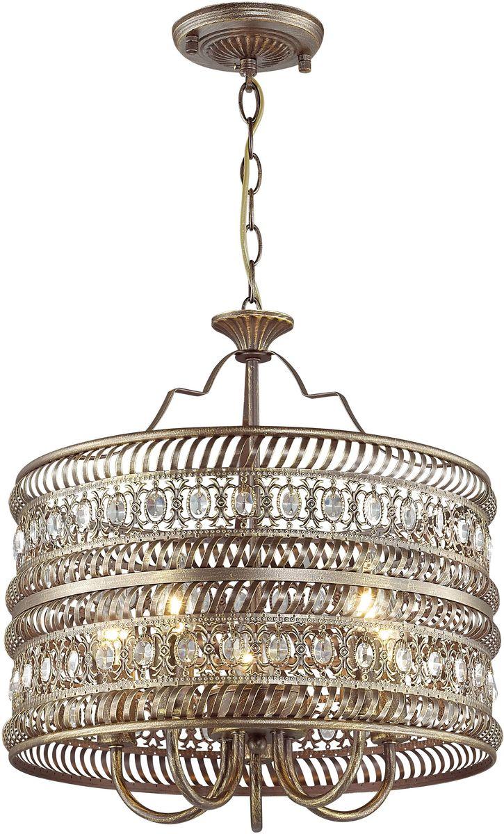 Люстра подвесная Favourite Arabia, 5 х E14, 40W. 1620-5P1620-5P