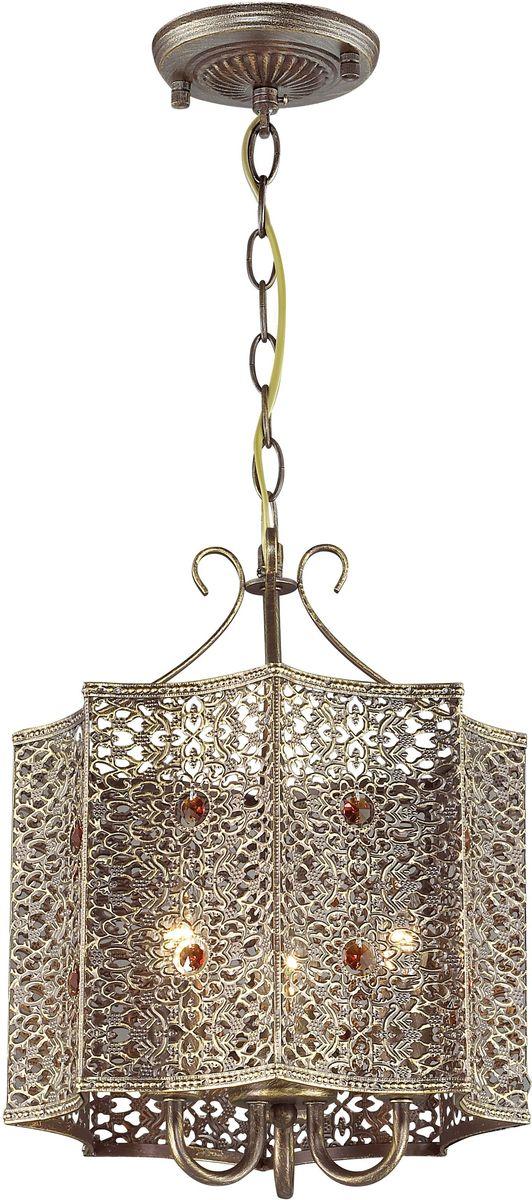 Люстра подвесная Favourite Bazar, 3 х E14, 40W. 1624-3P1624-3P