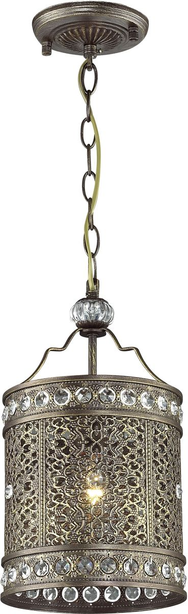 Светильник подвесной Favourite Karma, 1 х E27, 60. 1626-1P1626-1P