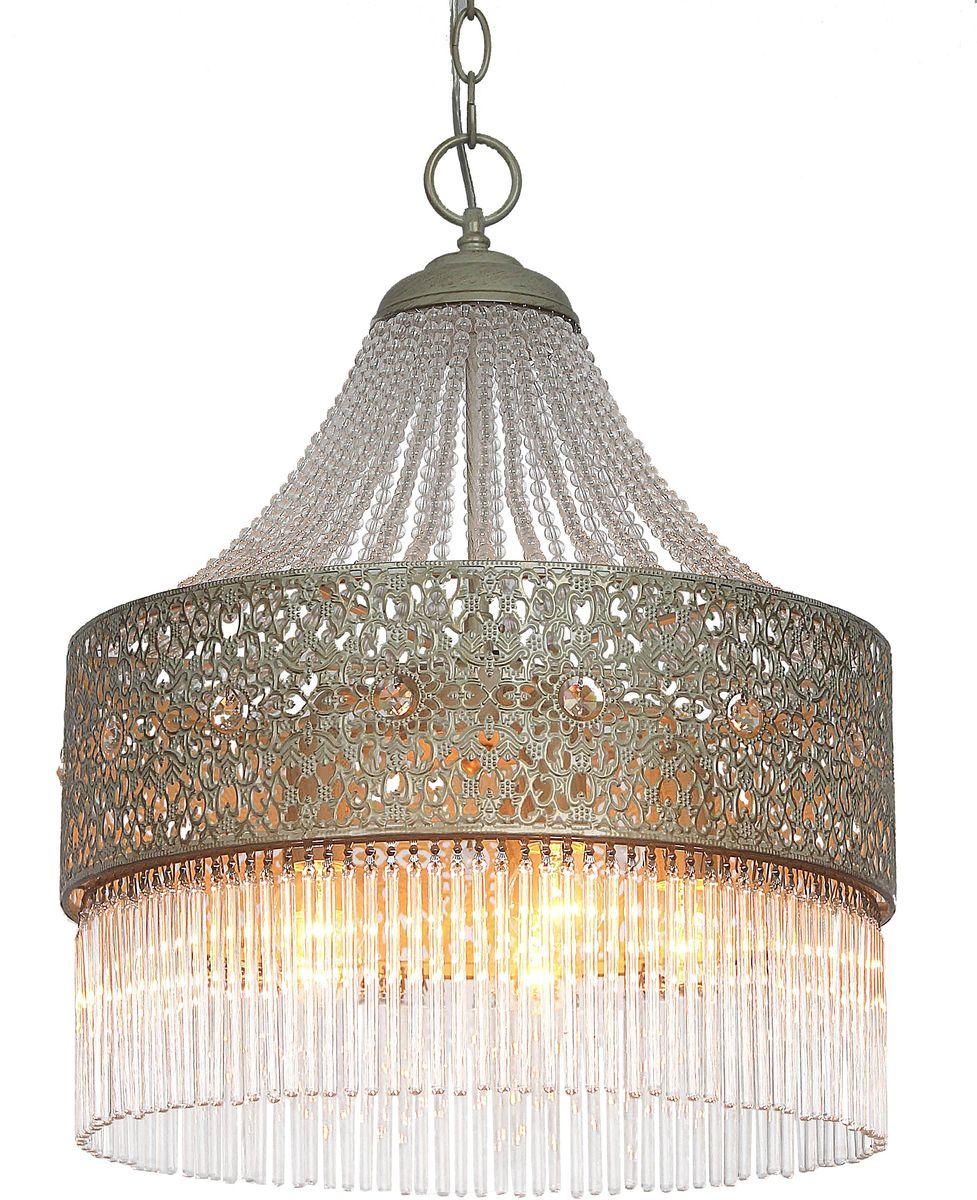 Светильник подвесной Favourite Karavan, 5 х E14, 40. 1631-5P1631-5P