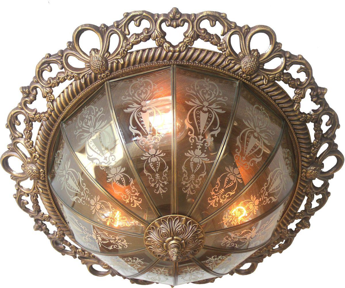 Светильник потолочный Favourite Kora, 3 х E27, 60W. 1633-3C1633-3C