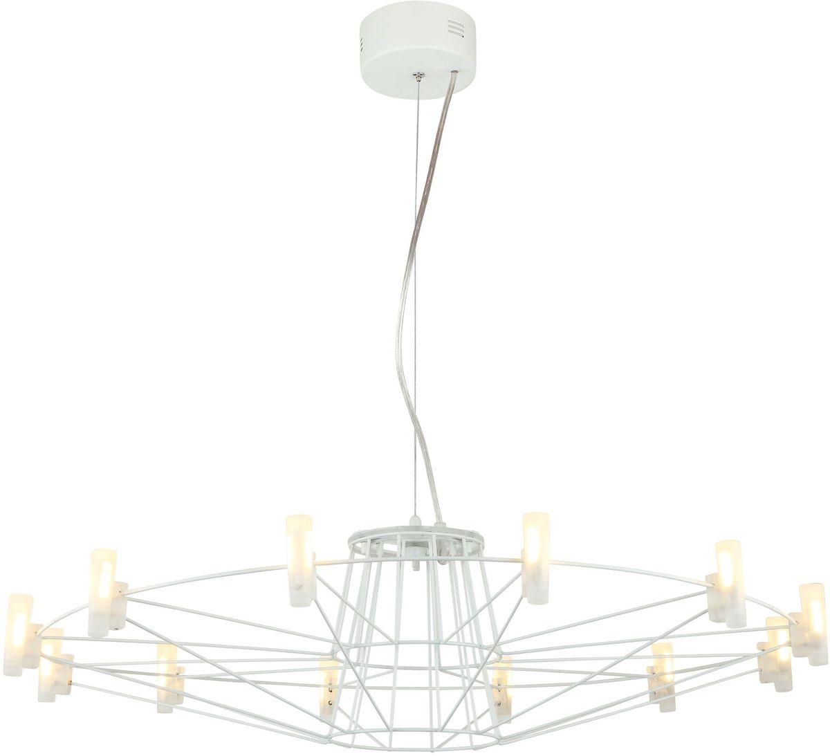 Люстра подвесная Favourite Salute, 12 х LED, 2. 1637-12P1637-12P