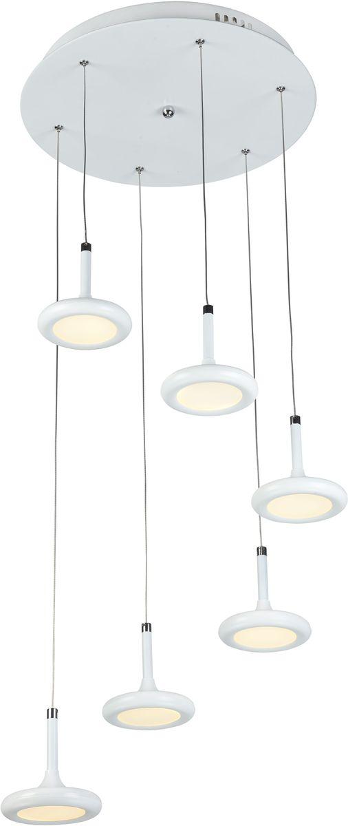Люстра подвесная Favourite Moment, 6 х LED, 5. 1648-6P1648-6P