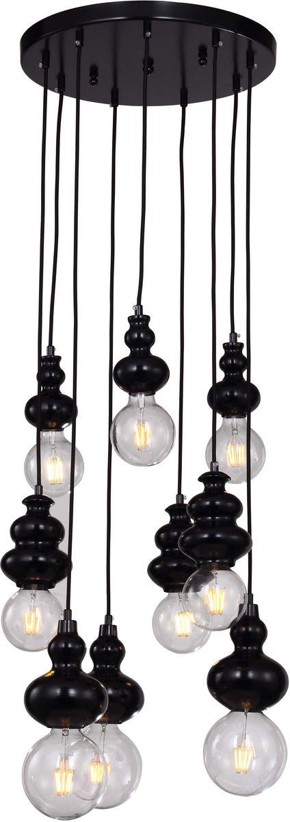 Светильник подвесной Favourite Bibili, 9 х E27, 40. 1682-9P1682-9P