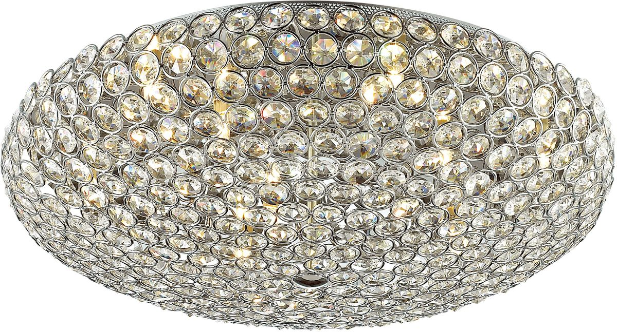 Светильник потолочный Favourite Sunshine, 9 х G9, 40W. 1690-9C1690-9C