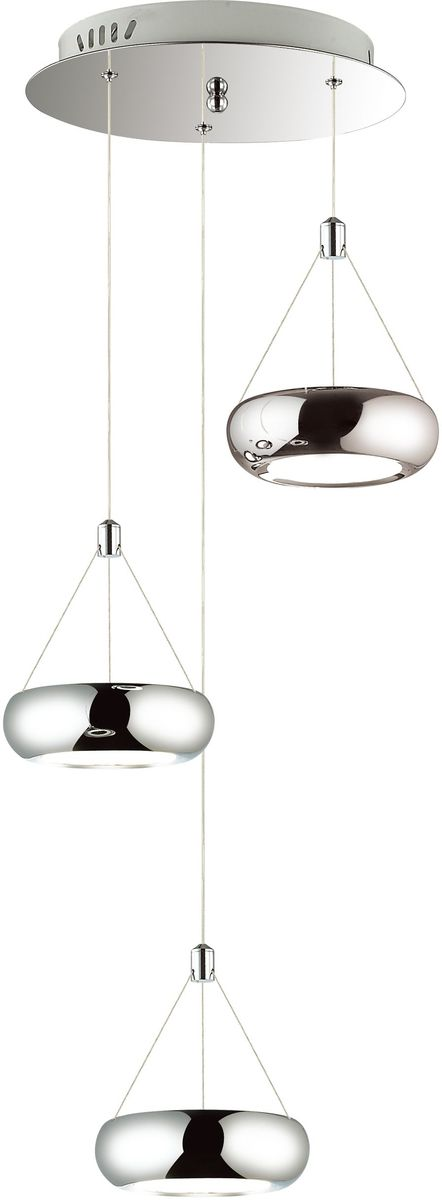 Светильник подвесной Favourite Teller, 3 х LED, 6. 1700-3P1700-3P