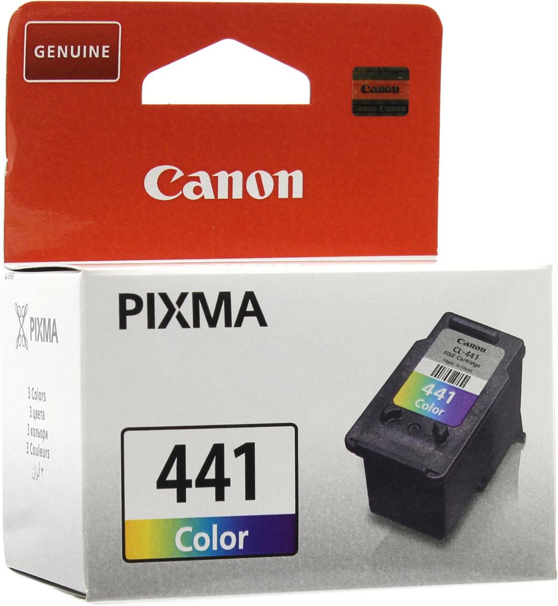 Canon CL-441CMY цветной картридж для струйных МФУ/принтеров