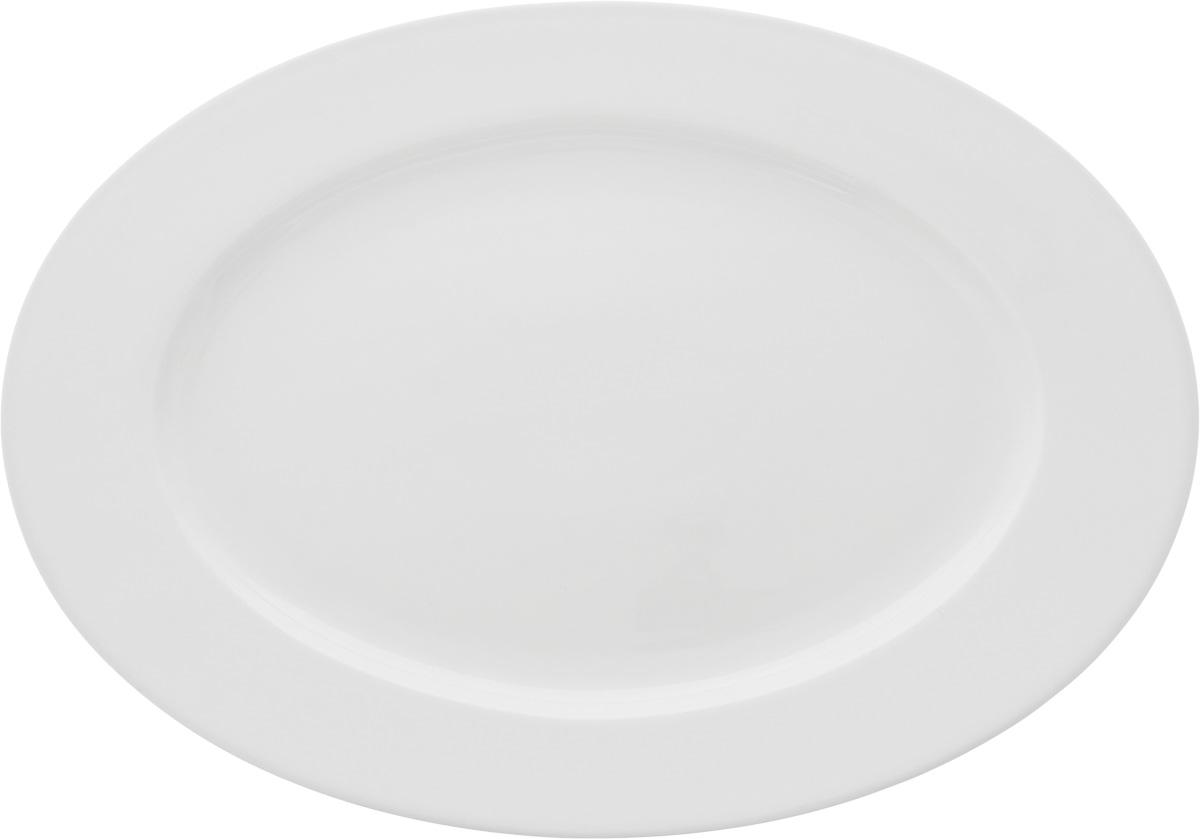 "Блюдо овальное Ariane ""Прайм"", 38 х 27 см"
