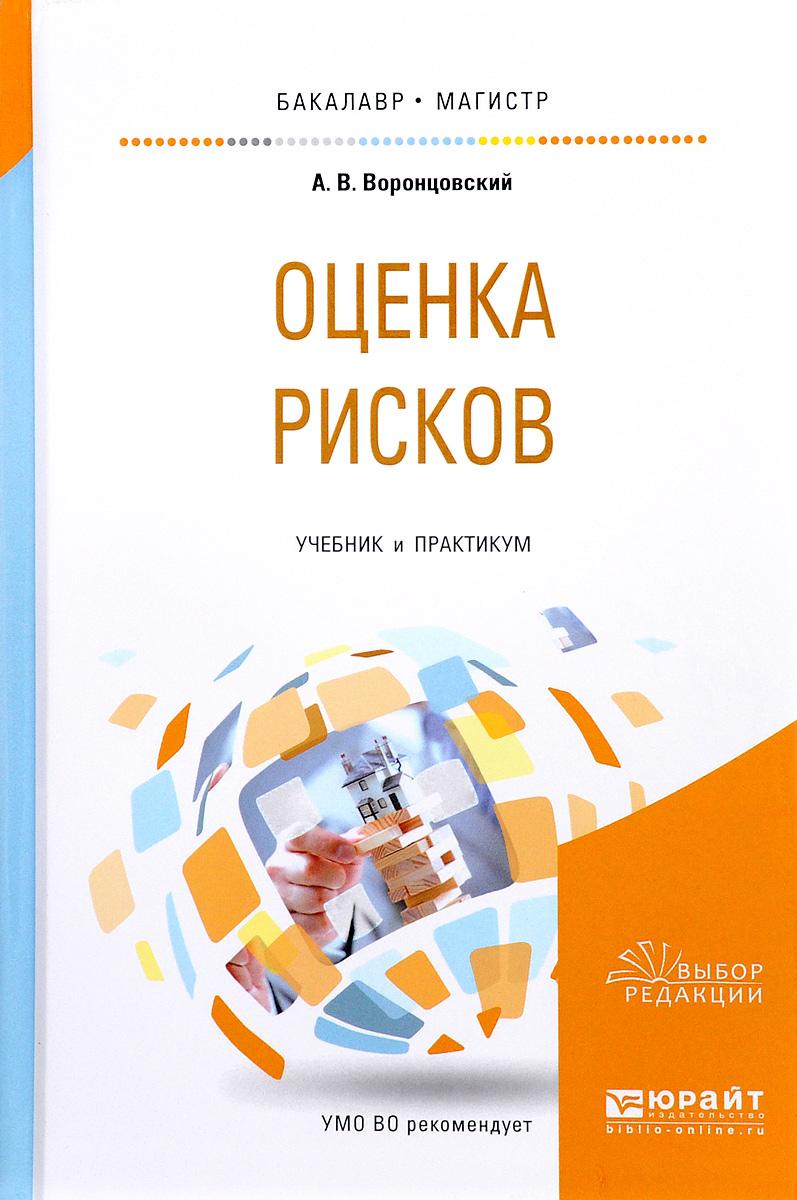 А. В. Воронцовский Оценка рисков. Учебник и практикум менеджмент инвестиций и инноваций учебник