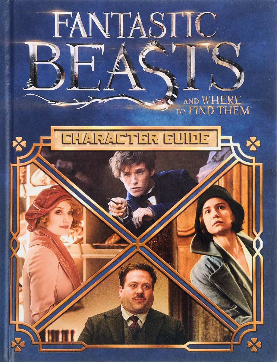 Fantastic Beasts and Where to Find Them: Movie Handbook: The Characters купить