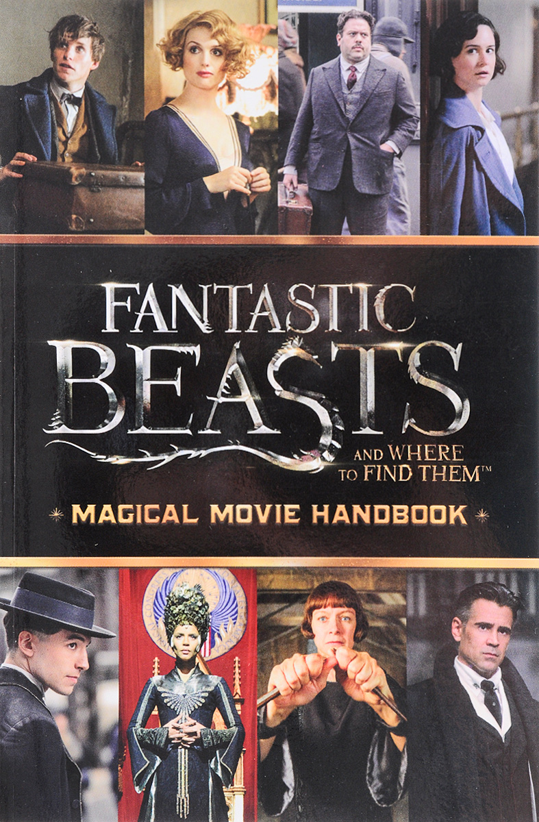 Fantastic Beasts and Where to Find Them: Movie Handbook купить