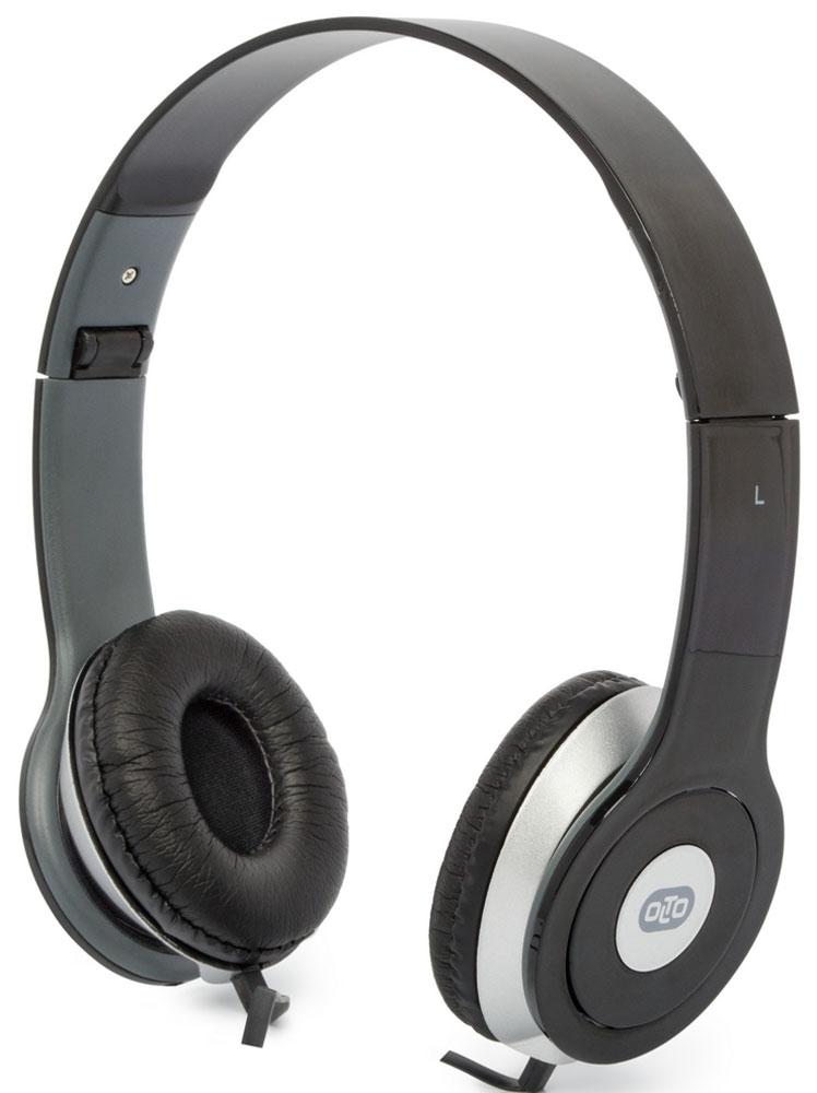 OLTO VS-15, Black наушникиO00001296Накладные наушники OLTO VS-15 с отличным качеством звучания. Оснащены встроенным микрофоном, а также пультом для быстрого и удобного переключения между музыкой и вызовами. Подключив их к своему смартфону или планшету вы сможете не только наслаждаться любимой музыкой, но и с легкостью ответить на звонок, не доставая гаджет. Особенностью данной модели является плоский кабель с защитой от спутывания, который не перекручивается и не завязывается в узлы. Кроме того, L-образный штекер наушников OLTO VS-15также обеспечивает еще большую прочность и долговечность кабеля. Стоит также отметить наличие специального зажима, который помогает надежно закрепить кабель.