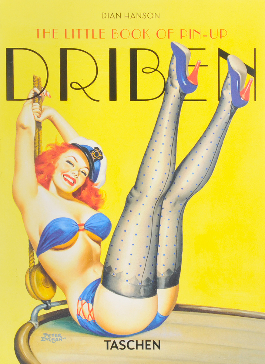 Peter Driben: The Little Book of Pin-Up