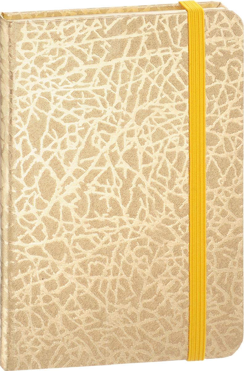 Brauberg Бизнес-блокнот Irida 64 листа в линейку цвет золотой125217_золотойБлокнот Brauberg Irida - незаменимый атрибут современного человека, необходимый для рабочих и повседневных записей в офисе и дома.Обложка блокнота выполнена из картона и оформлена надписью бренда.Яркое и блестящее исполнение этой серии блокнотов не оставит равнодушной любую модницу. Блокноты с твердой обложкой, с листами кремового цвета и резинкой-фиксатором.