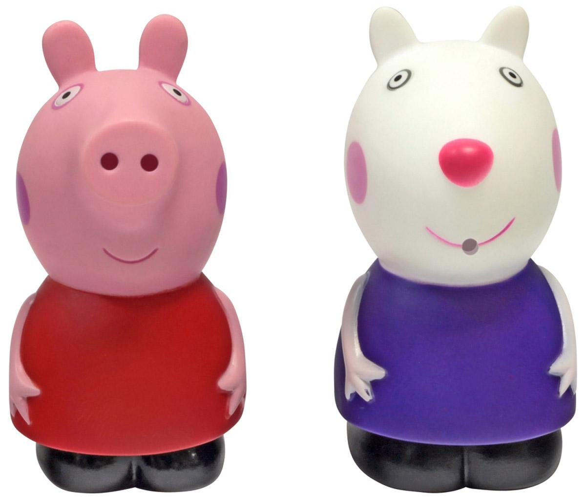 Peppa Pig Набор игрушек для ванной Волшебные наряды игрушка тм peppa pig набор волшебные наряды пластизоль