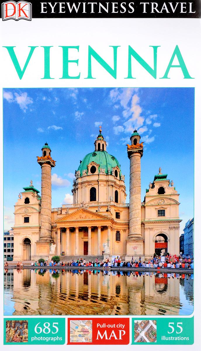 DK EWTG: Vienna 2016 vienna city map