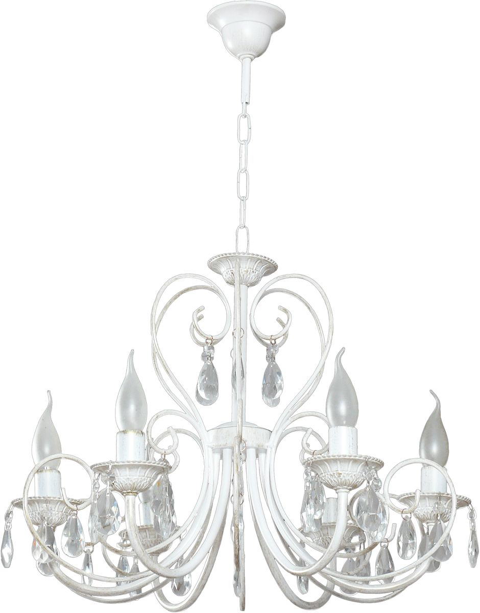 Люстра подвесная Аврора Версаль, 6 х E14, 60 W. 10055-6L10055-6L