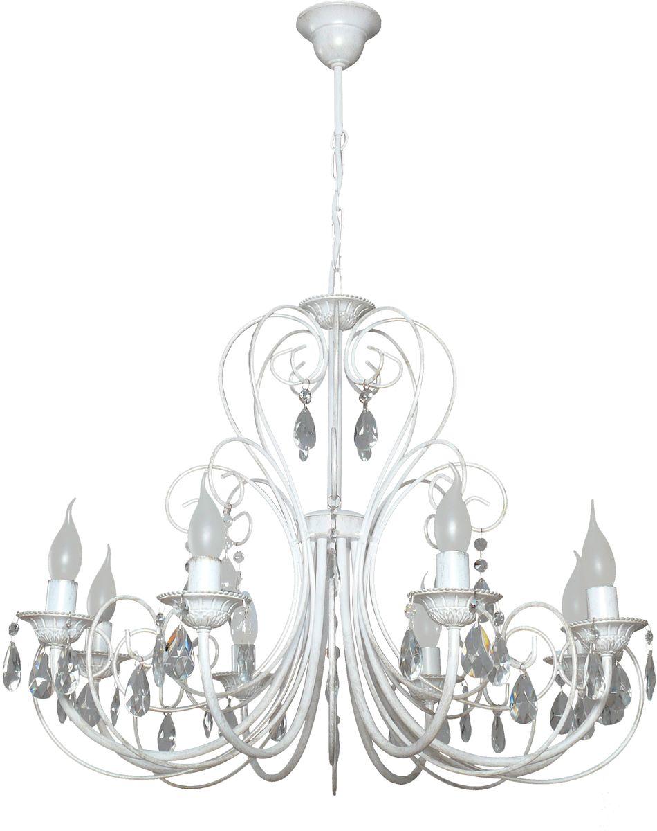 Люстра подвесная Аврора Версаль, 8 х E14, 60 W. 10055-8L10055-8L
