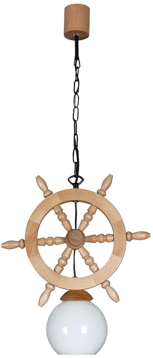 Светильник подвесной Аврора Штурвал, 1 х E14, 60 W. 10071-1L10071-1L