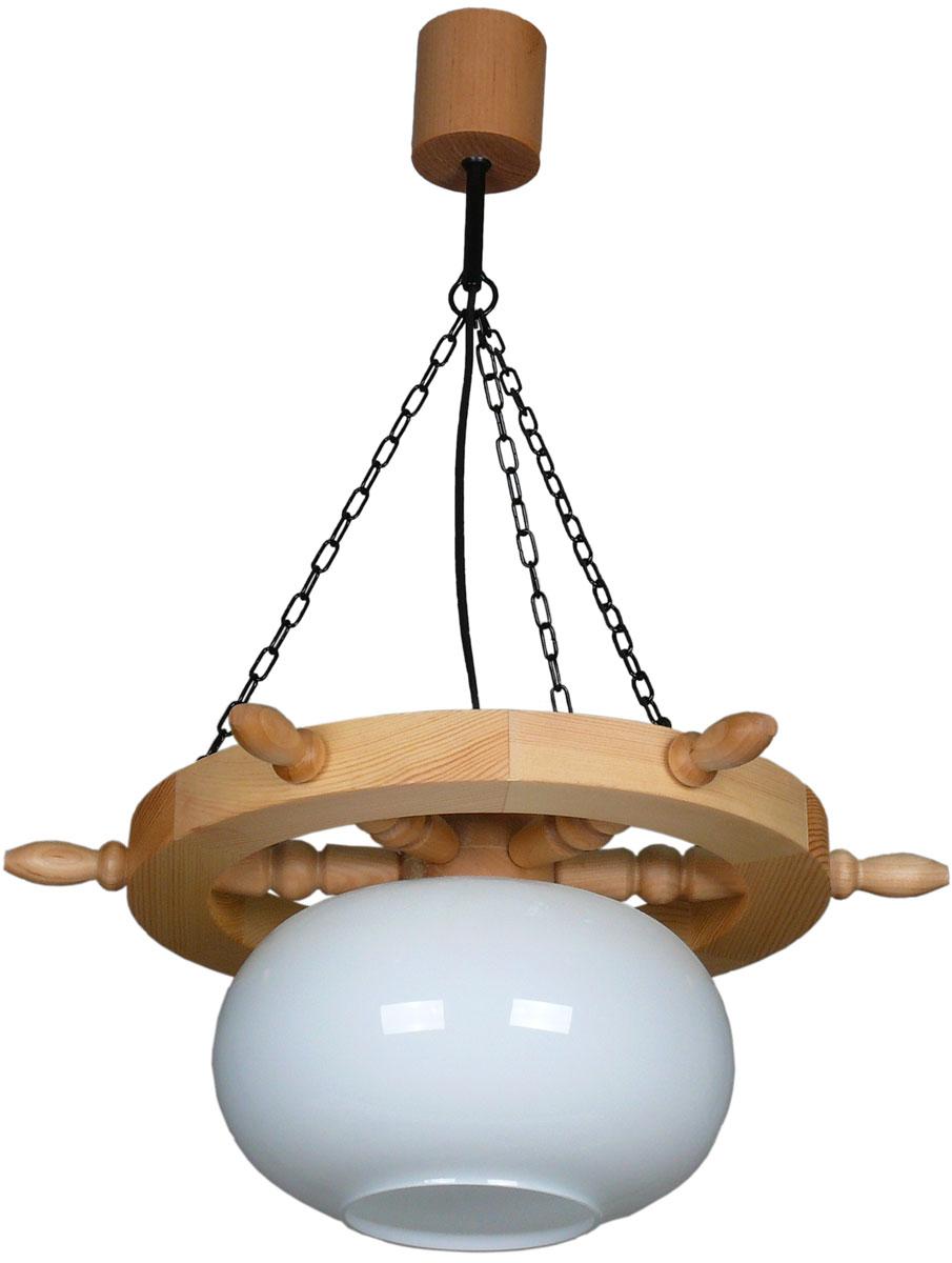 Светильник подвесной Аврора Штурвал, 1 х E14, 60W. 10071-1L1