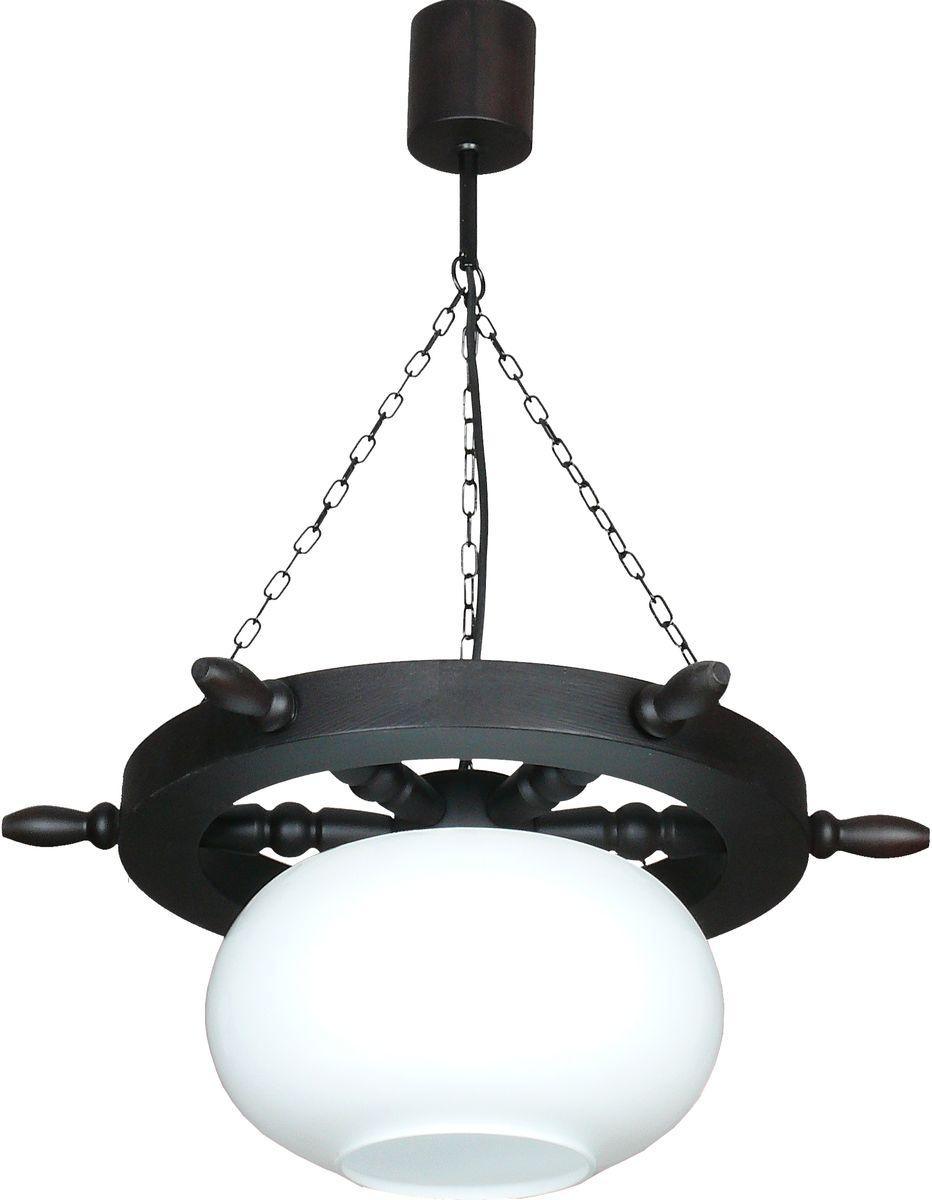 Светильник подвесной Аврора Штурвал, 1 х E14, 60 W. 10072-1L110072-1L1