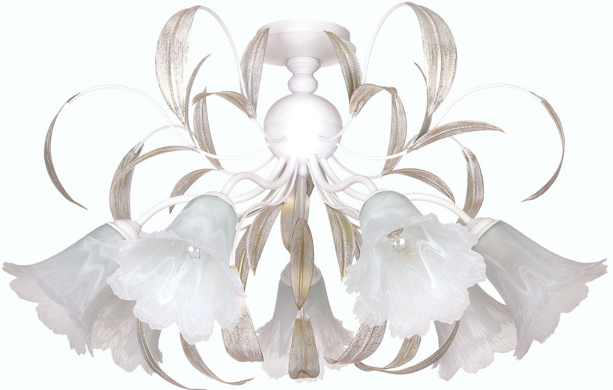 Люстра потолочная Аврора Майя, 7 х E14, 60 W. 10121-7C10121-7C