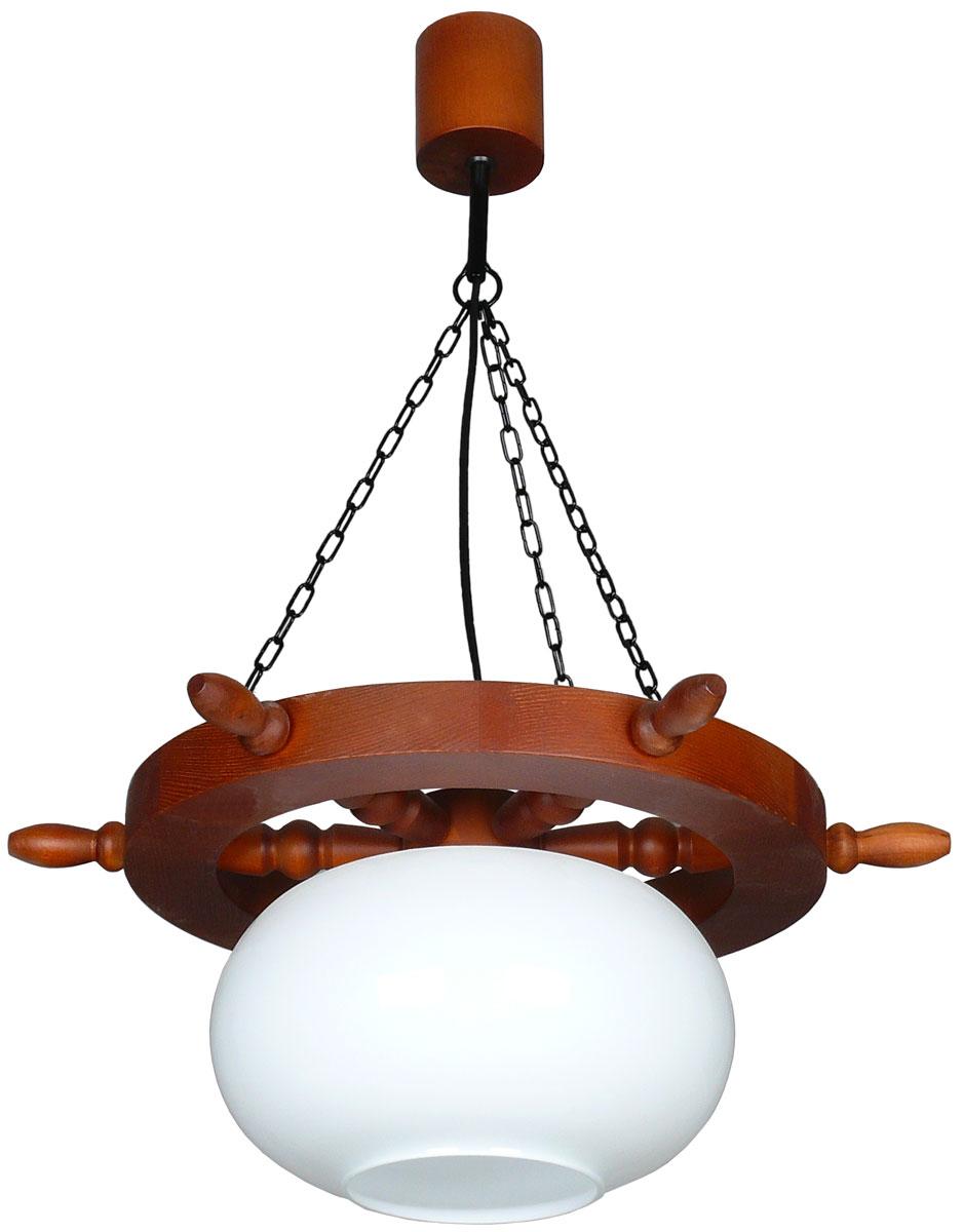 Светильник подвесной Аврора Штурвал, 1 х E14, 60 W. 10079-1L110079-1L1