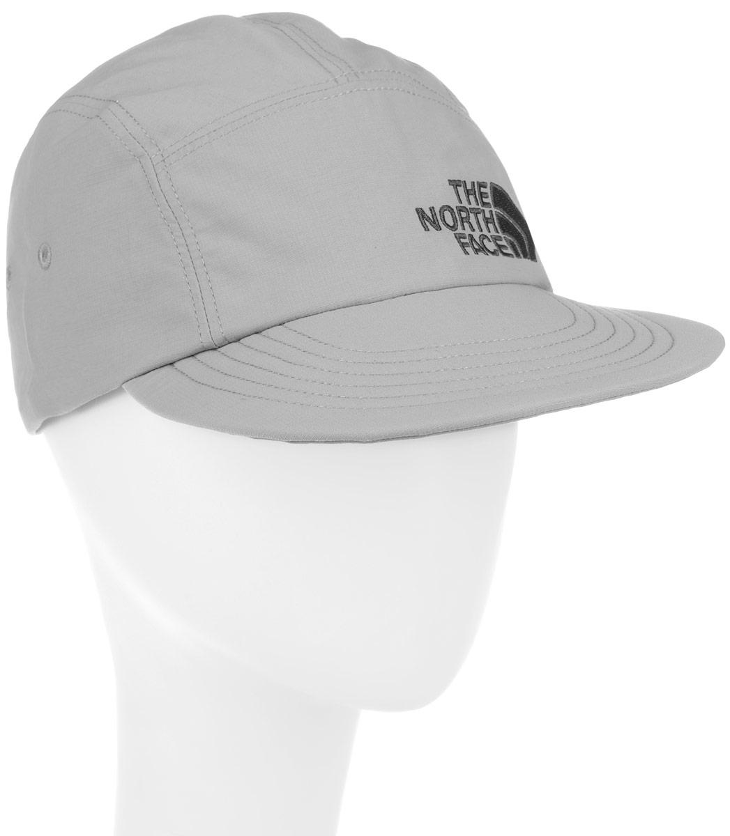 Бейсболка The North Face Horizon Folding Bill Cap, цвет: светло-серый. T0CF7XV3T. Размер универсальный бейсболка the north face mudder trucker hat цвет хаки бежевый t0cgw2scg размер универсальный