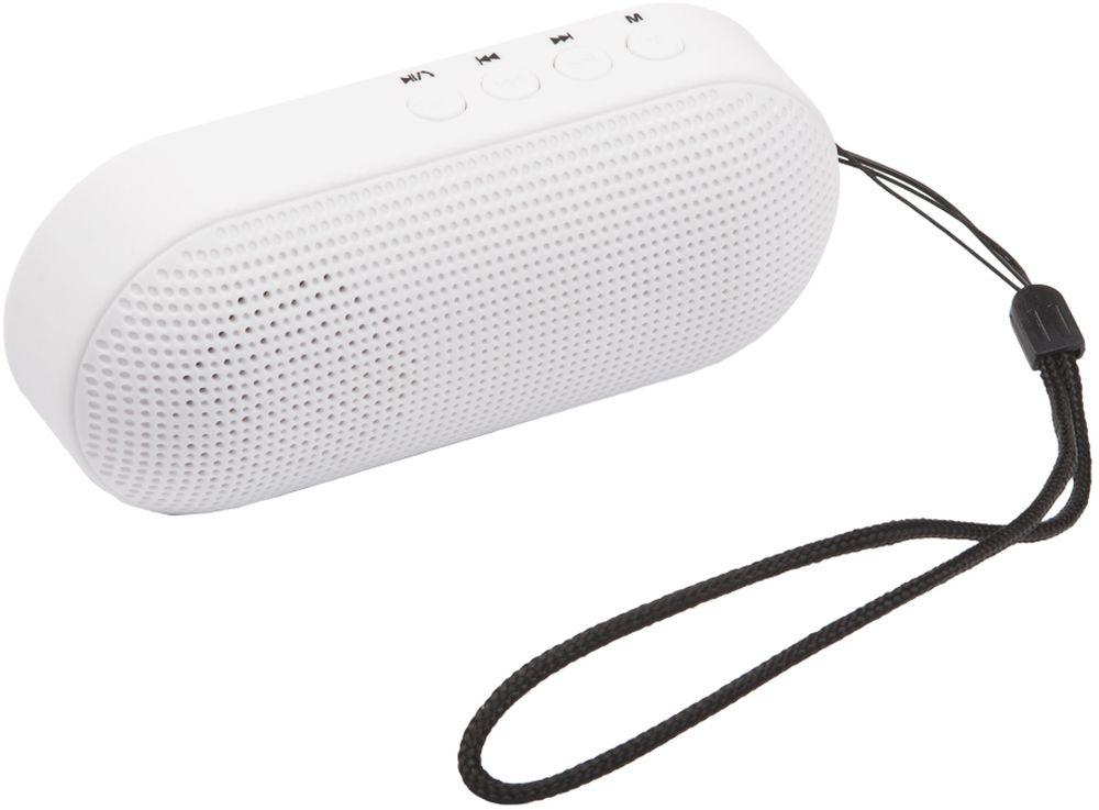 Liberty Project LP-028, White портативная Bluetooth-колонка0L-00029205Портативная Bluetooth-колонка Liberty Project LP-028 имеет легкий и прочный корпус из пластика, а также поддержку технологии беспроводной связи Bluetooth. Модель оснащена встроенным FM радио, и микрофоном для использования в качестве гарнитуры. Как выбрать портативную колонку. Статья OZON Гид