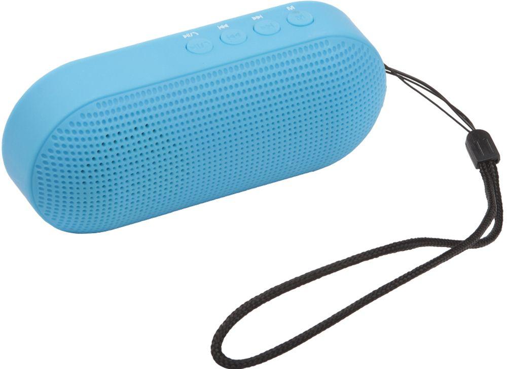 Liberty Project LP-028, Blue портативная Bluetooth-колонка чехлы для телефонов liberty project чехол для fly iq455 ego art2 lp раскладной кожа черный