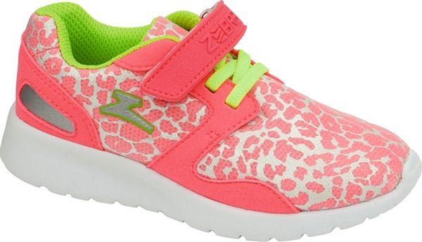 Кроссовки для девочки Зебра, цвет: розовый. 11585-9. Размер 31 кроссовки для девочки zenden цвет розовый 219 33gg 002tt размер 31 page 9