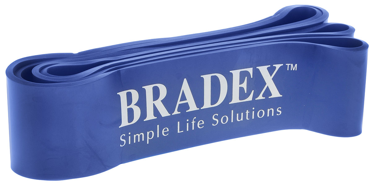 Эспандер-лента Bradex, ширина 6,4 см, 23-68 кг