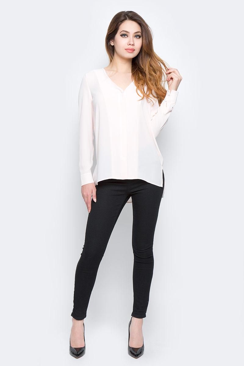 Блузка женская Selected Femme, цвет: розовый. 16053871. Размер 40 (46) блузки linse блузка